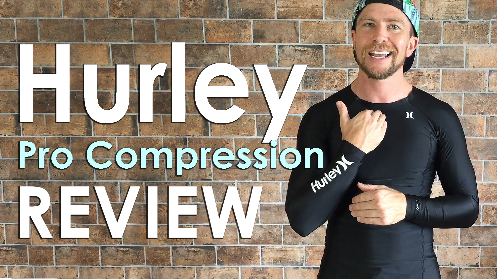 Product Review: Hurley Pro Compression Long Sleeve