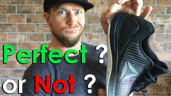 Reebok Nano 7 Weave heel Pealing perf