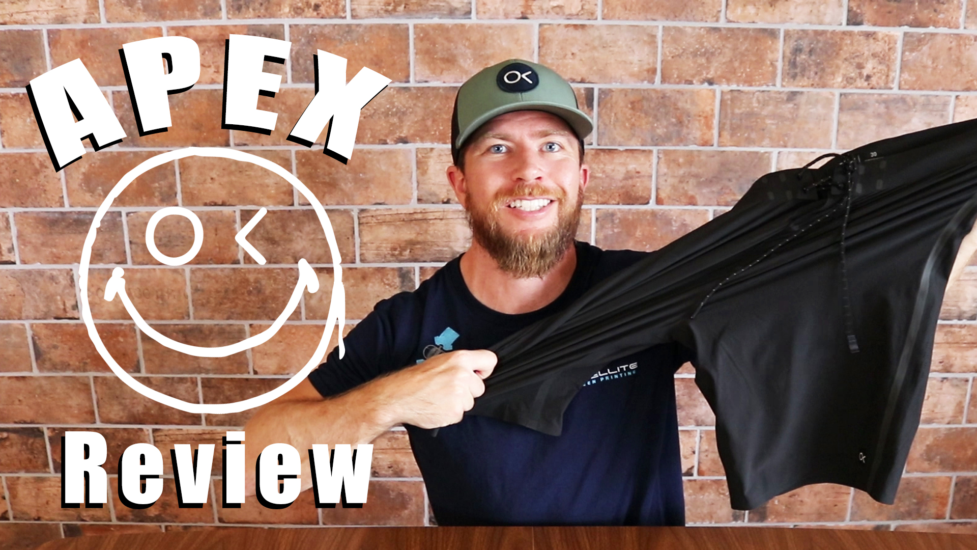 Outerknown APEX Trunk Boardshort Review